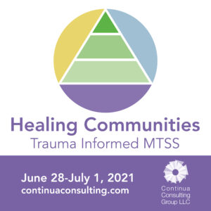 CCG_Healing Communities Trauma Informed MTSS Conference_Social Media Ad_FINAL REVISED